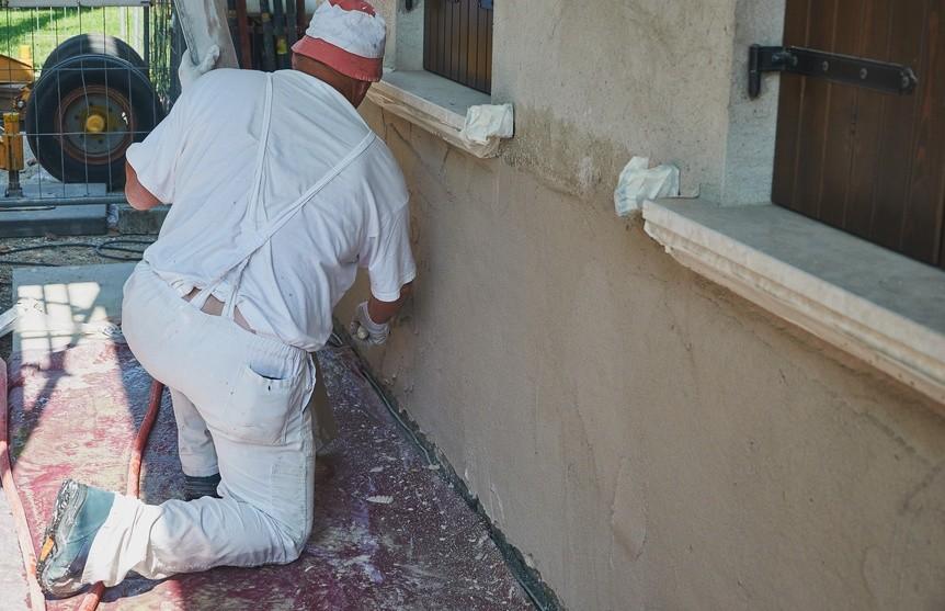 Stucplus zorgt voor onderhoud en renovatie